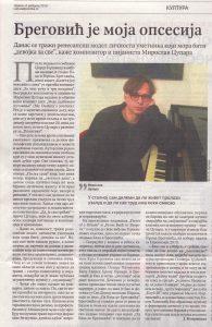 Miroslav Cupara Politika